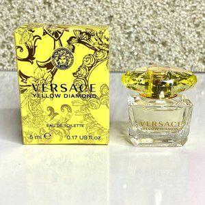 Versace Yellow Diamond Mini Size